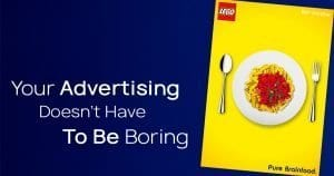Your Advertising Does Not Have To Be Boring