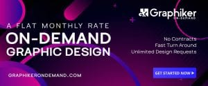 Graphiker On Demand - Flat Monthly Rate Graphic Design